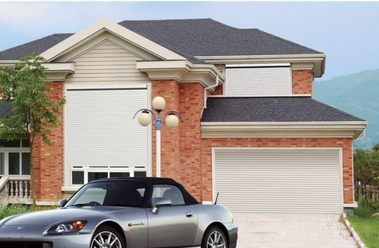 Cửa cuốn nàophù hợp lắp đặt tại Garage nhà để xe?