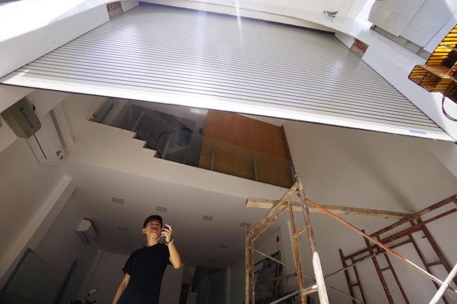 Lựa Chọn Cửa Cuốn Austdoor Tại TP.HCM