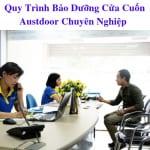 Quy Trình Bảo Dưỡng Cửa Cuốn Austdoor Chuyên Nghiệp