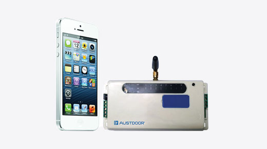 Cửa Cuốn Austdoor TPHCM | Kết Nối Với Smartphone