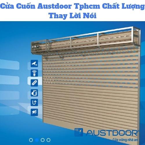 Cửa Cuốn Austdoor Tphcm