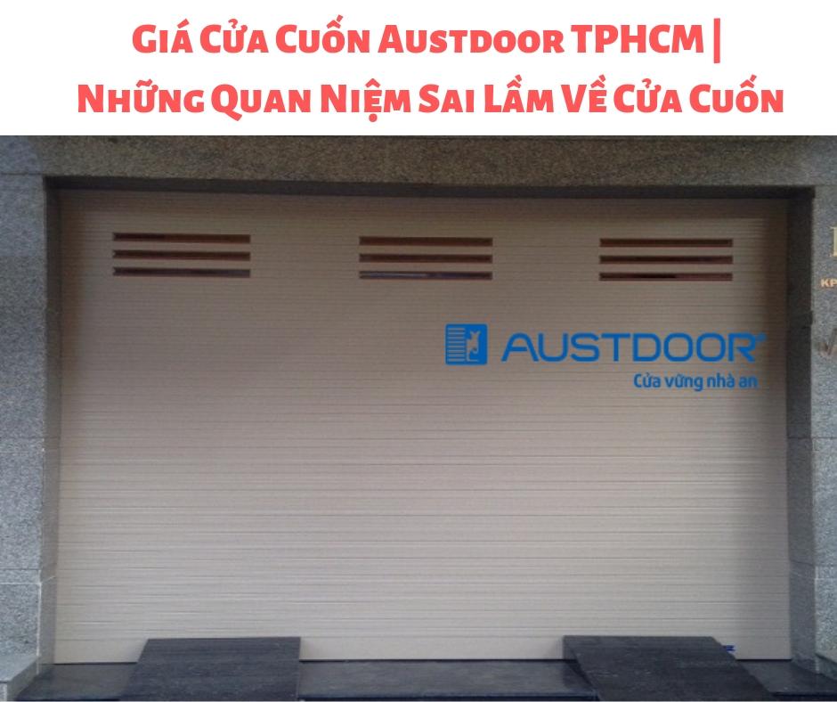 Giá Cửa Cuốn Austdoor TPHCM