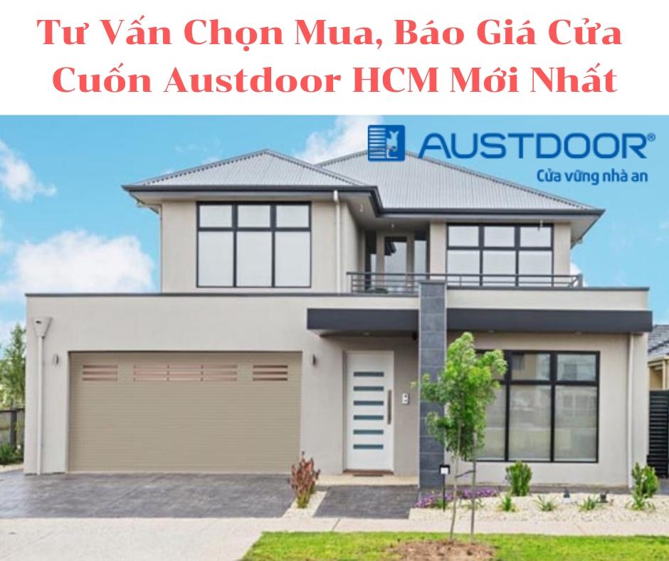 Báo Giá Cửa Cuốn Austdoor HCM
