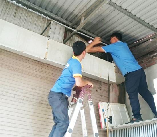 Sửa Cửa Cuốn Quận Tân Phú Chất Lượng Giá Rẻ