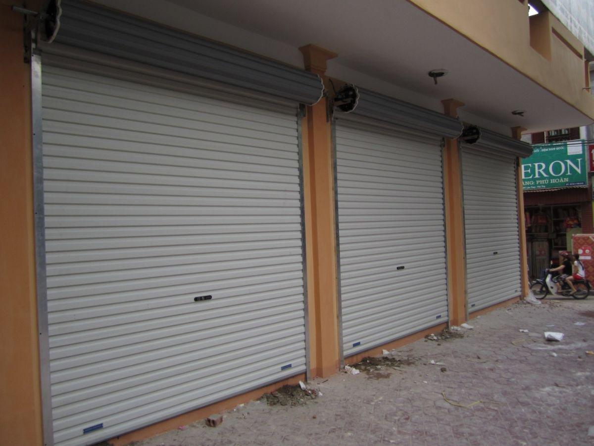 Báo Giá Làm Cửa Cuốn Austdoor Tại TPHCM - Nhanh Chóng - Tiết Kiệm