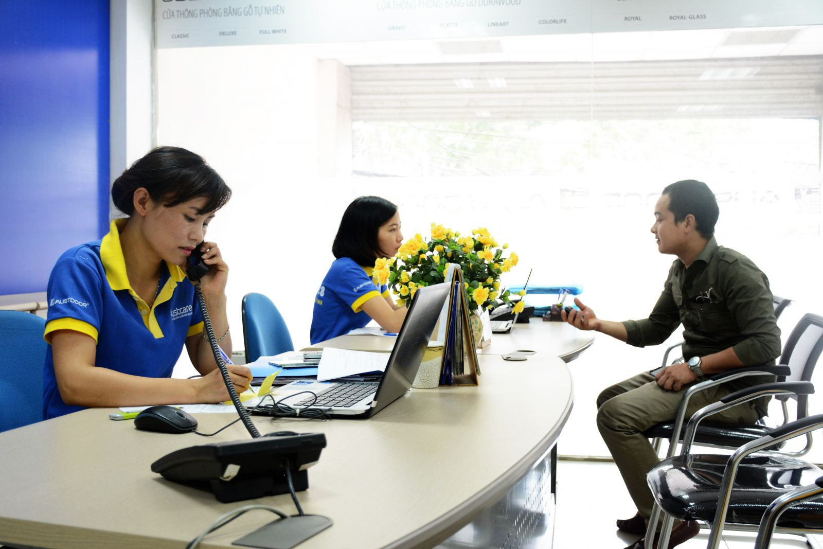 Dịch Vụ Sửa Cửa Cuốn Quận Bình Thạnh An Tâm Khi Sửa Chữa