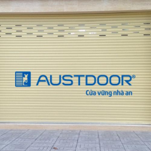Cửa Cuốn Austdoor Quận Phú Nhuận: Khi Mua Cần Lưu Ý