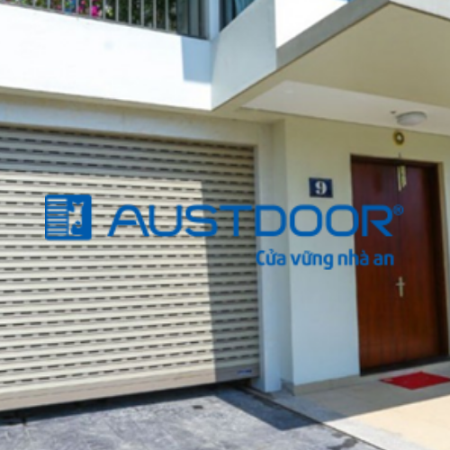 Lắp Đặt Cửa Cuốn Austdoor Tại Quận 2