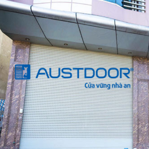 Lắp Đặt Cửa Cuốn Austdoor Quận Bình Tân