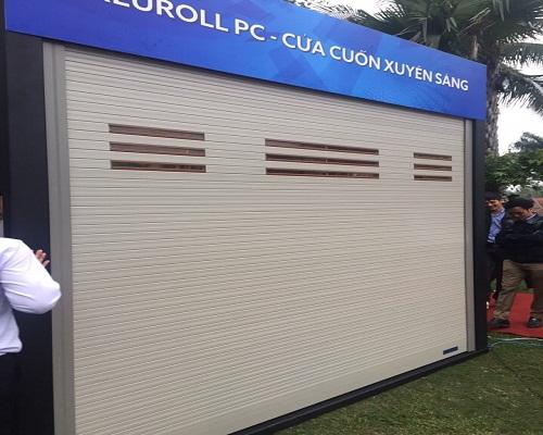 Cửa Auốn Austdoor S51i – Dày 1.0 – 1.1 mm