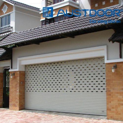 7 Mẫu Cửa Cuốn Austdoor Hiện Đại 2019 Cho Nhà Bạn