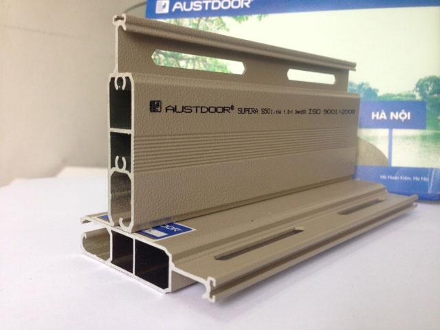 Cửa Cuốn Austdoor S50i – Dày 1.2 – 1.3 mm