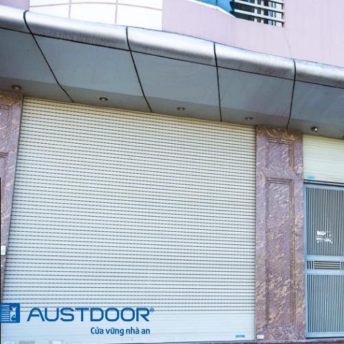 Cửa Cuốn Austdoor – Giải Pháp Cho Gia Đình Bạn