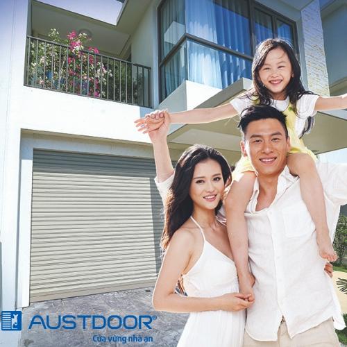 Cửa Cuốn Austdoor Giá Rẻ Nhất Và Chất Lượng