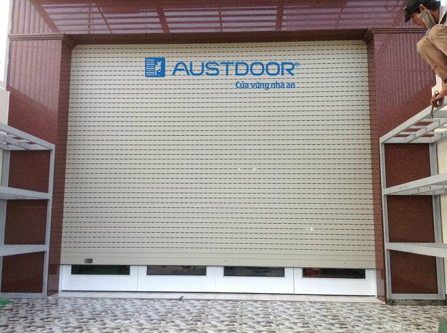 2 Dòng Cửa Cuốn Austdoor Đang Được Khá Nhiều Khách Hàng Ưa Chuộng