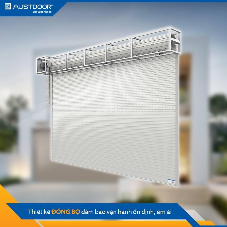 4 lí do khiến bạn nên sử dụng cửa cuốn Austdoor cho công trình