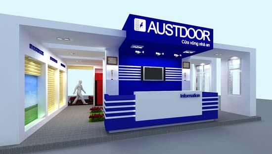 Cửa cuốn Austdoor có khả năng chống đột nhập tốt ra sao?