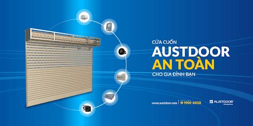 Chia sẻ kinh nghiệm vệ sinh cửa cuốn tự động austdoor